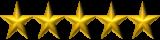 5 stars klein
